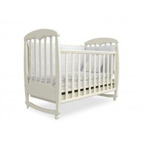 Детская кроватка Соня ЛД-1 слоновая кость
