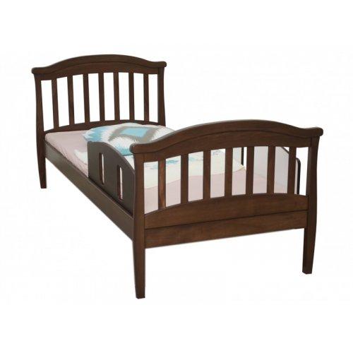 Кровать подростковая Соня ЛД 17 орех