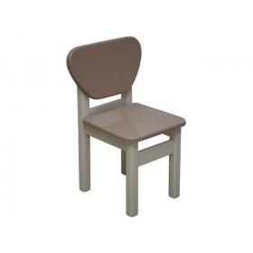 Детский стульчик капучино