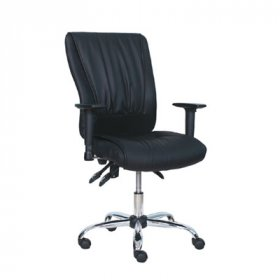 Кресло Прима хром