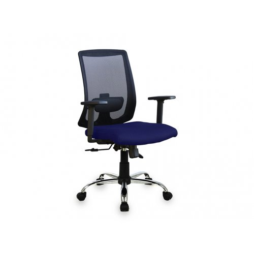 Кресло Джаспер 3213 хром HR
