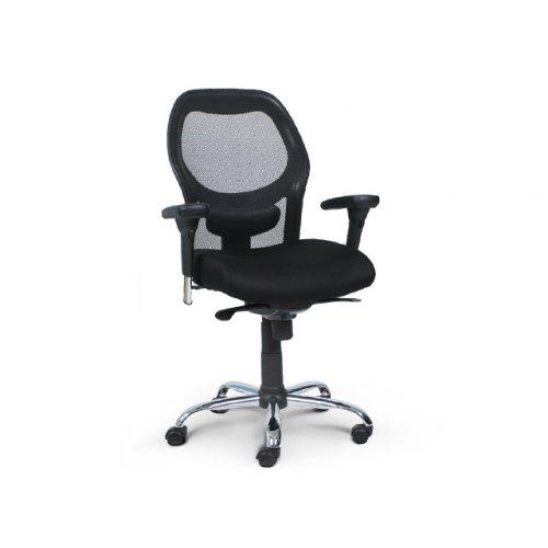 Кресло Зета хром