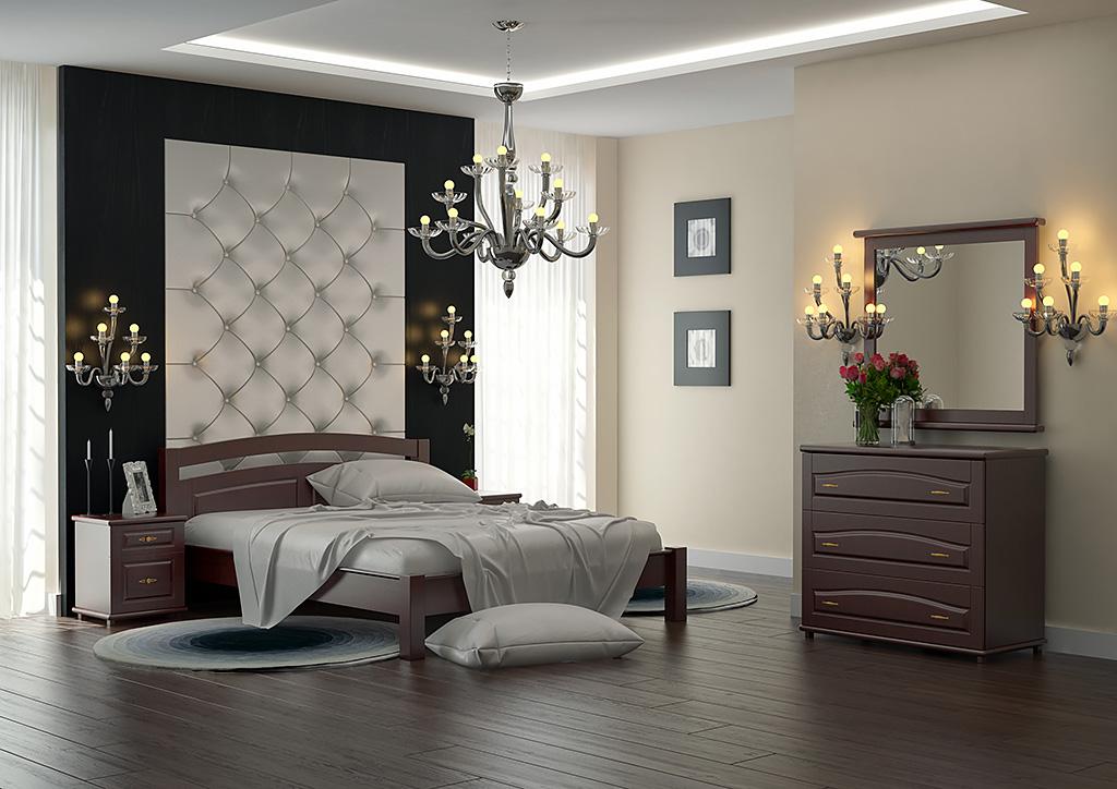 Спальня Соната в интерьере