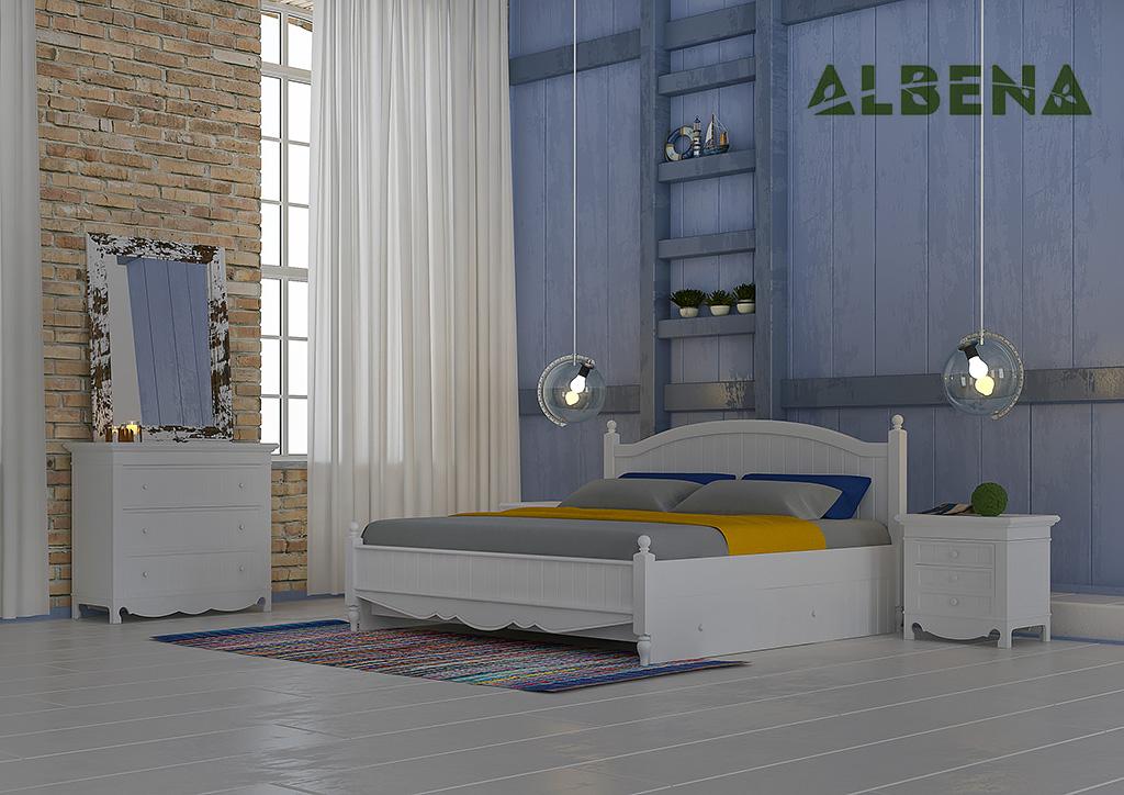 Спальня Корсика ТМ Албена