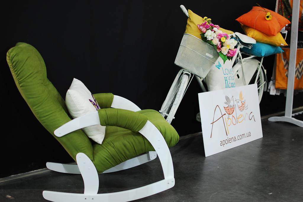 Стенд Аполено на выставке KIFF-2016