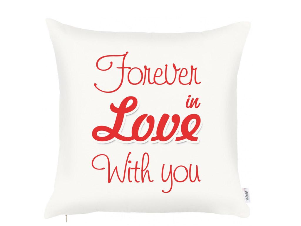 Декоративная подушка Love-2