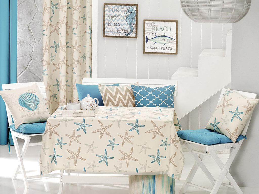 Комплект текстиля Голубой океан