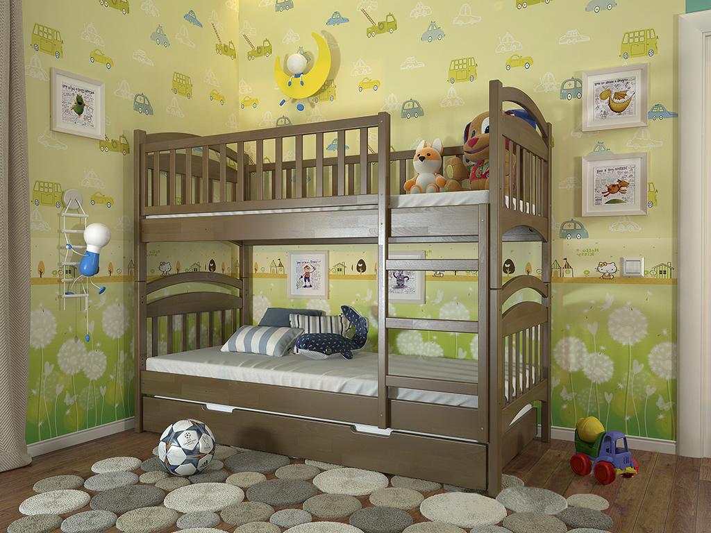 Детская кровать Смайл ТМ Арбор Древ