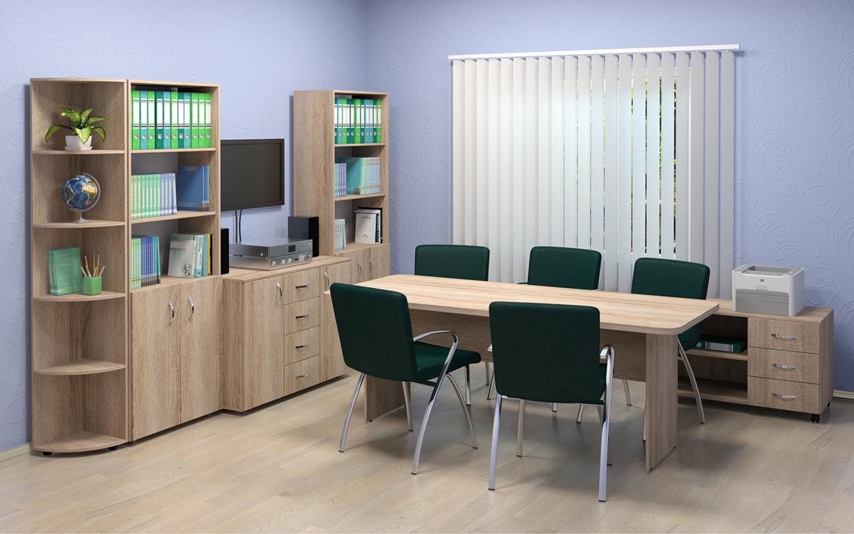 Офисная мебель в магазине МебельОК