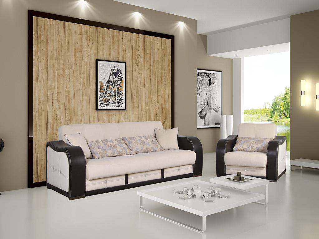 Комплект Юта (диван и кресло)
