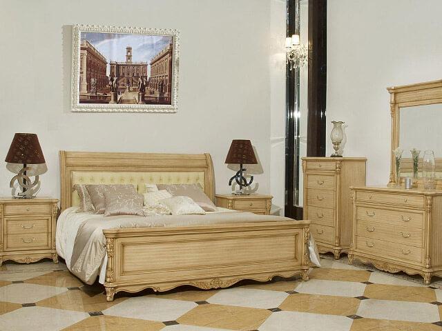 Спальня Эсмиральда