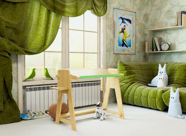 Детская мебельная система Эльф