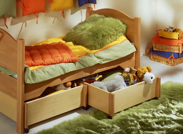 Детская кроватка Эльф ТМ Энран