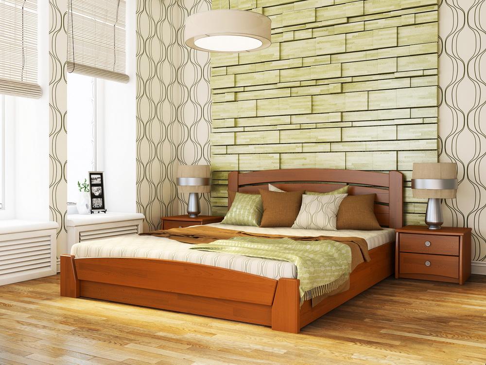 Полуторная кровать Селена-Аури