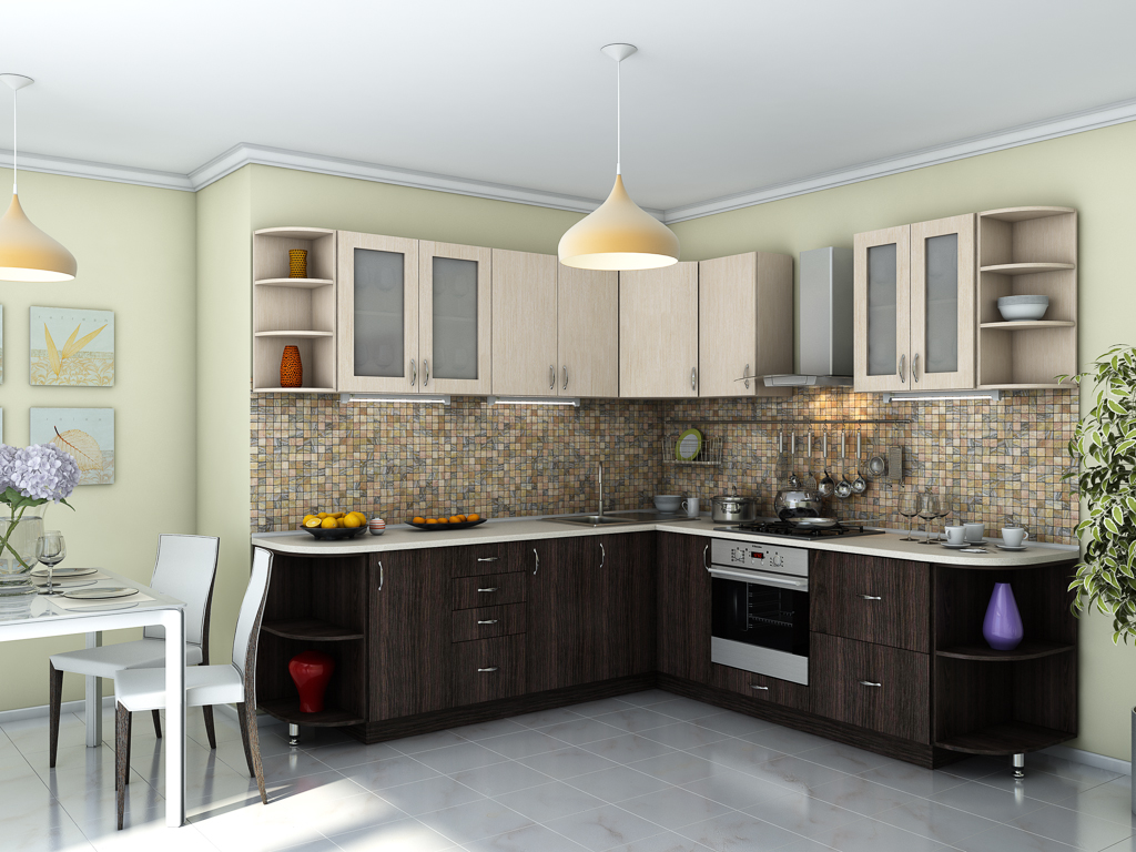 Кухня Модест в магазине Mebelok
