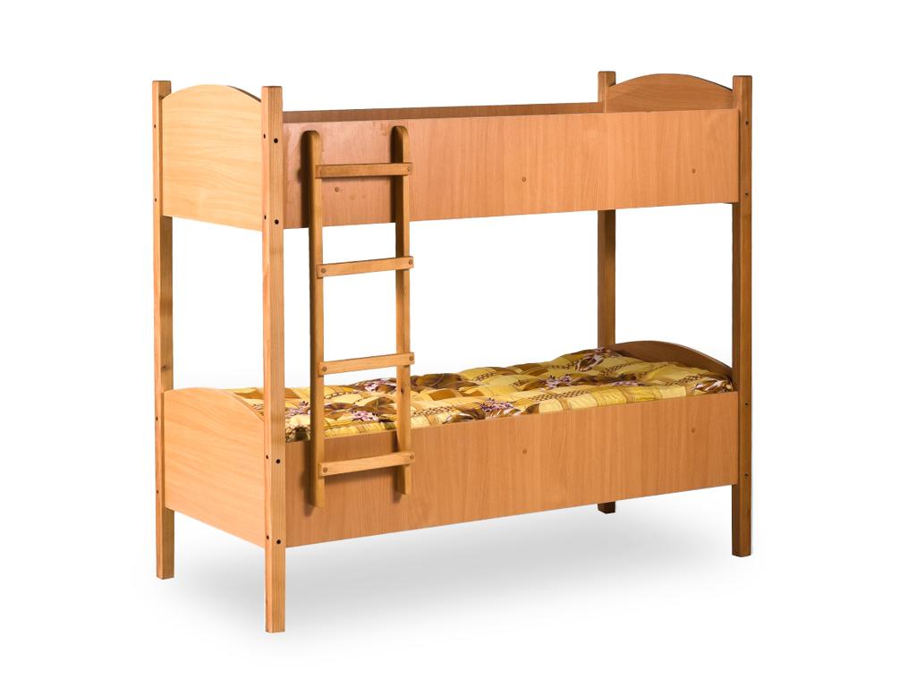 Детская двухъярусная кровать ТМ Гойдалка