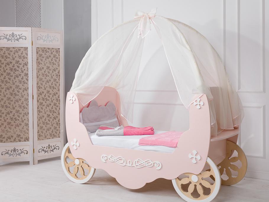 Спальное место для девочки