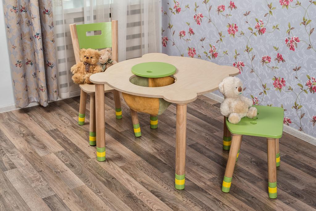 Детская мебель из массива бука ТМ Индиговуд