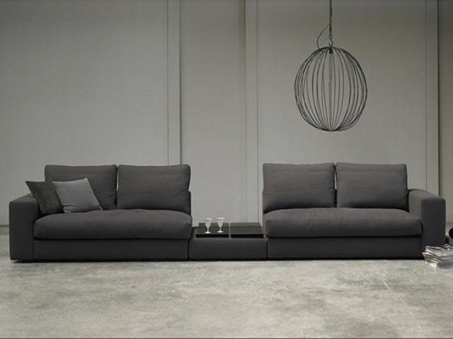 Кожаный диван премиум класа