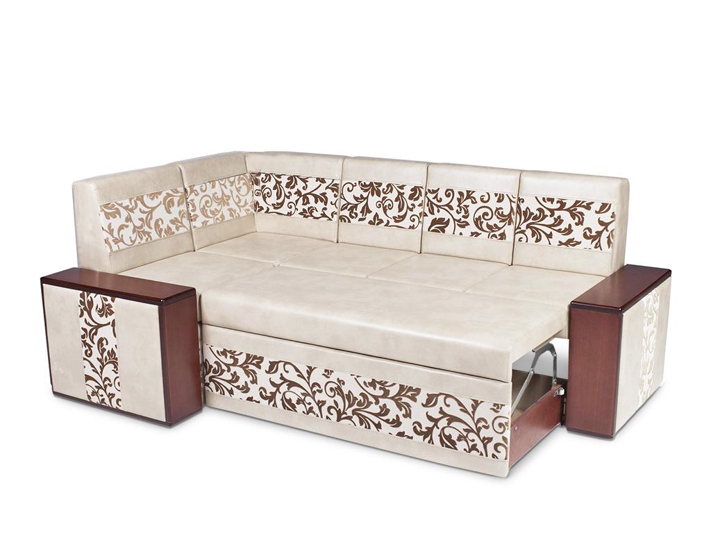 Кухонный угловой диван Кристал