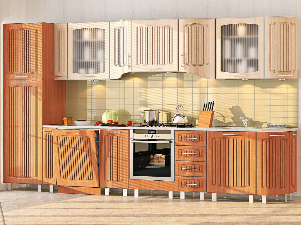 Кухонный гарнитур Сопрано
