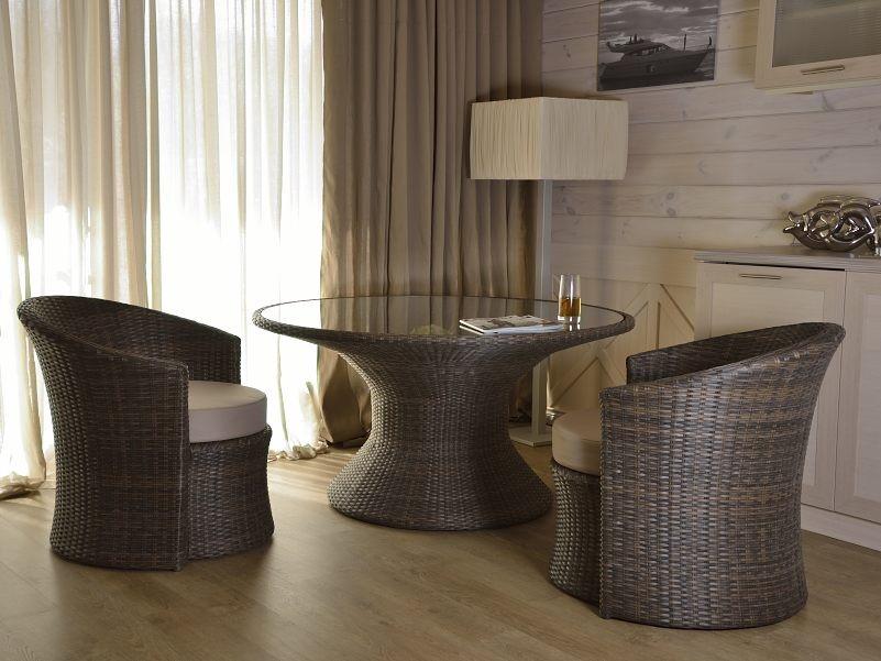 Плетені меблі для саду - стильно й недорого - інтернет-магазин МебельОК 0917b5541a255