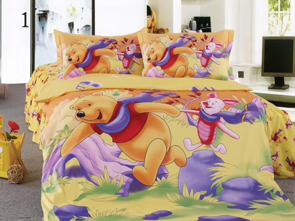 Комплект белья для детской кровати KI-049