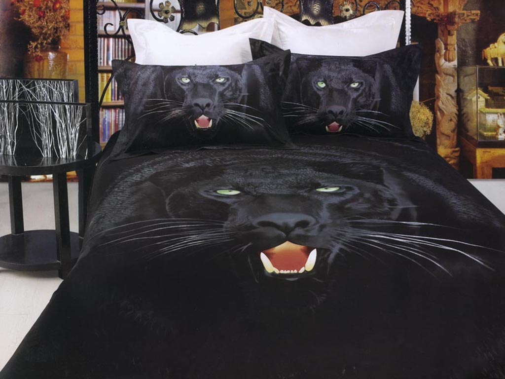 Комплект постельного для двуспальной кровати