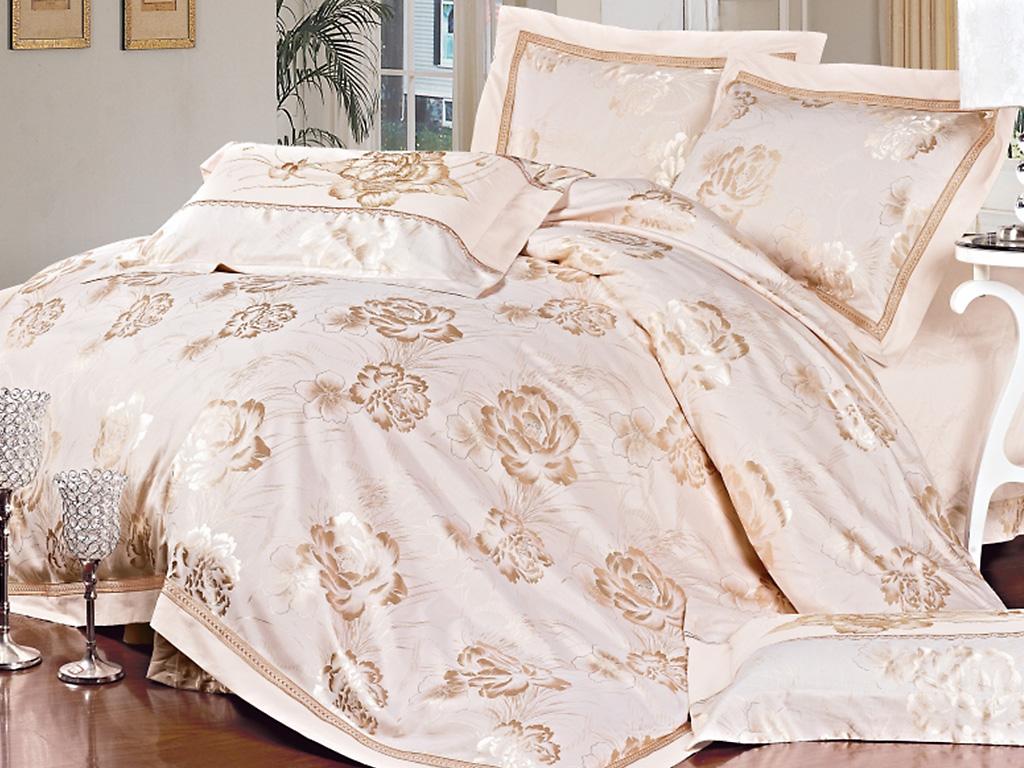 Комплект постельного белья семейный 3D-088