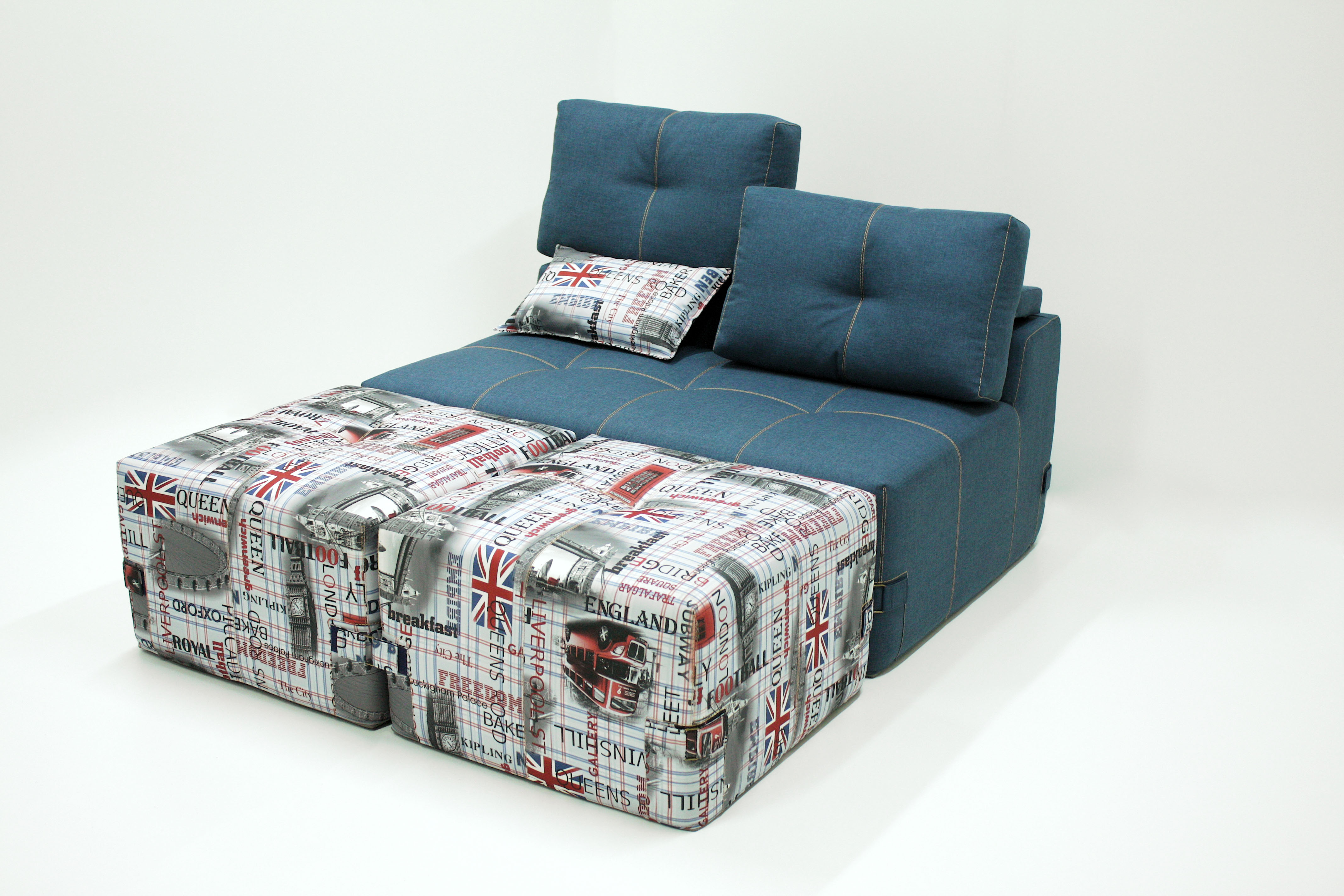 модульный диван супер