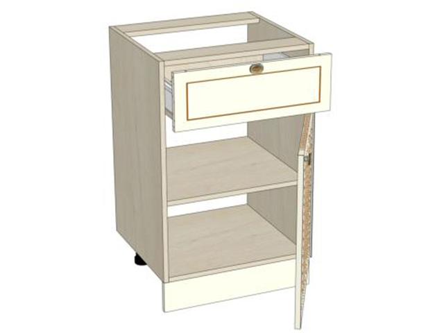 Стол-тумба кухонная с ящиком