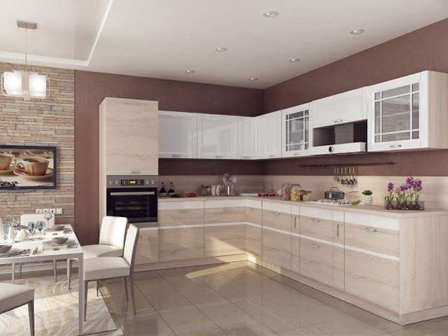 Кухня Оливия ТМ Любимый Дом