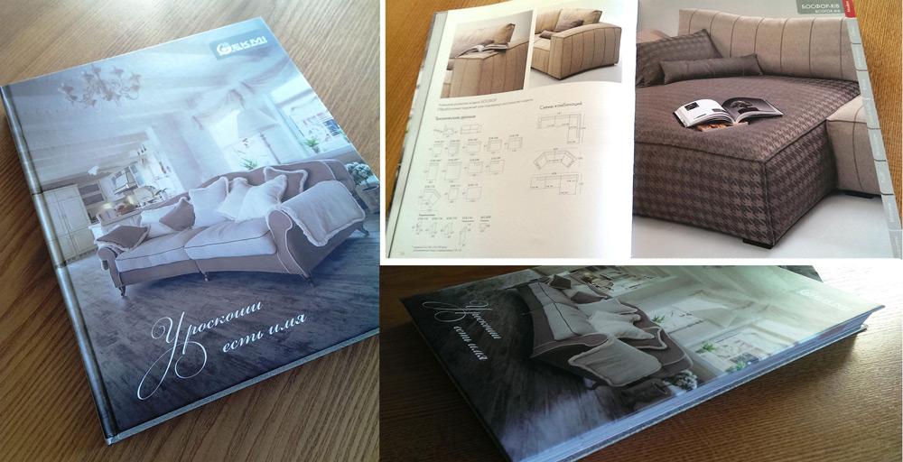 Каталог мебельной фабрики Экми