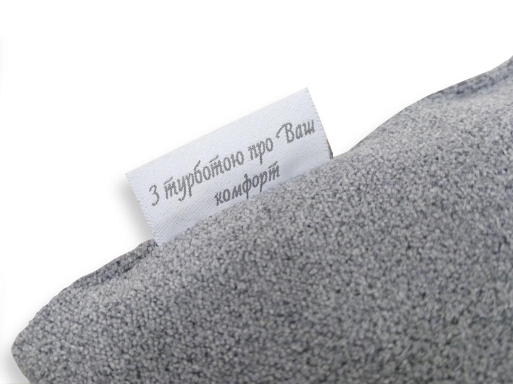 Этикетка на подушке МебельОК