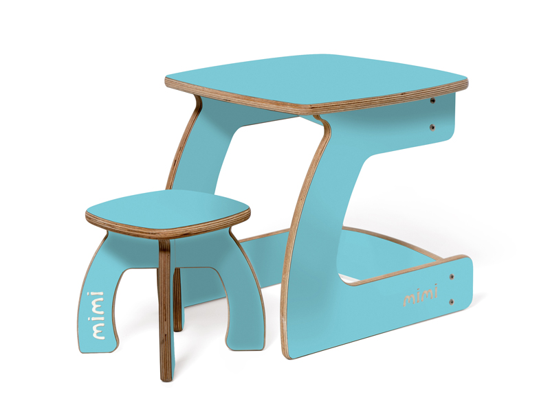 Стол и стульчик Карапуз