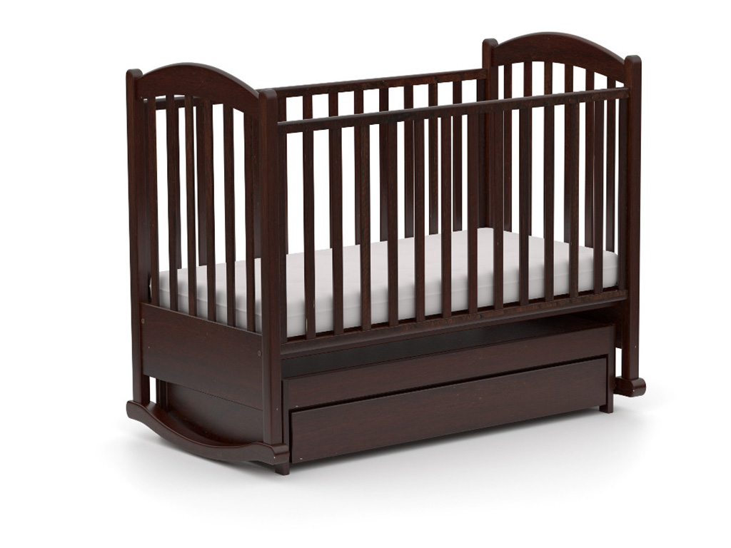 Детская кроватка Каролинка
