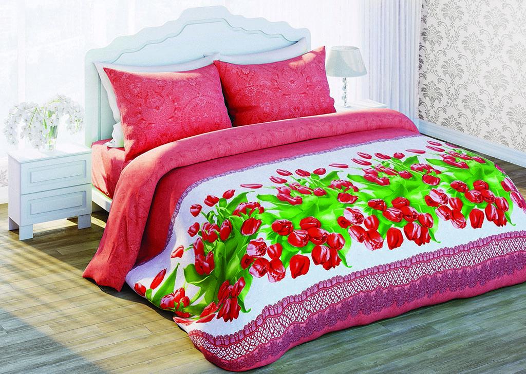 Комплект постельного белья для полуторной кровати Холанд