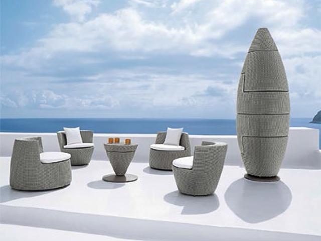 Мебель из ротанга - кипарис