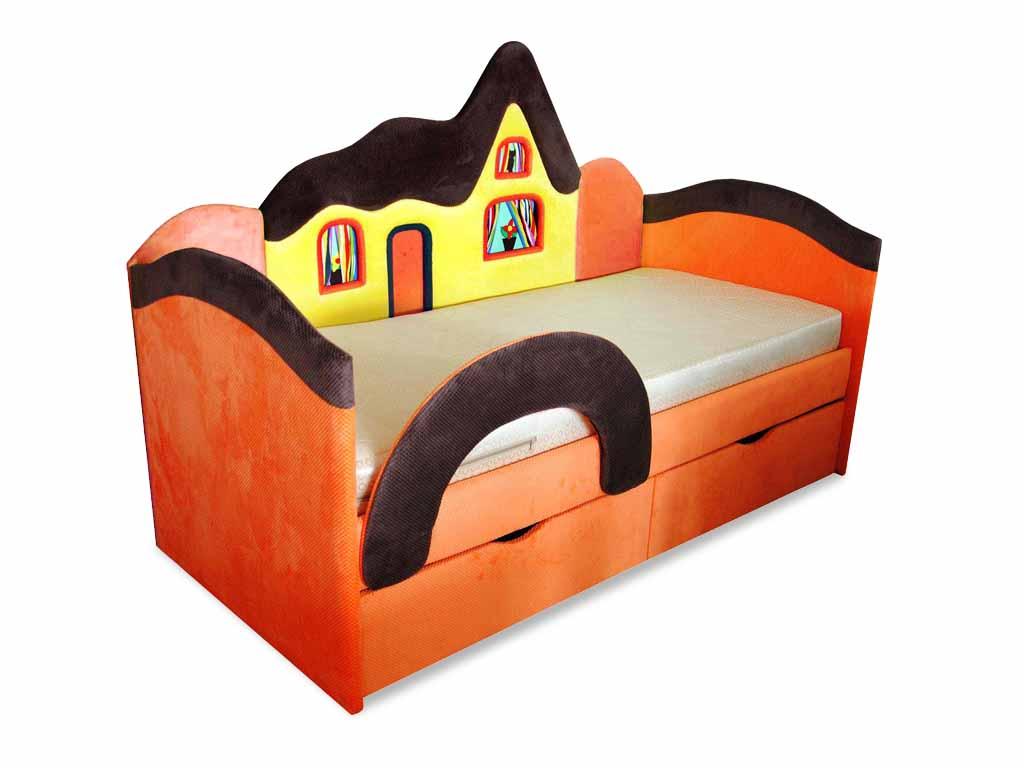 детская мебель - кровать