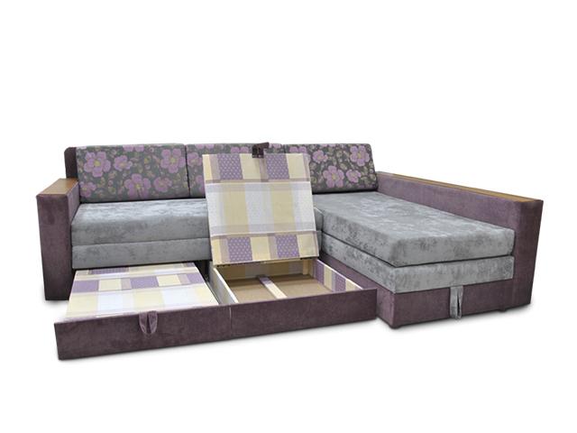Выкатной диван-кровать Лорд