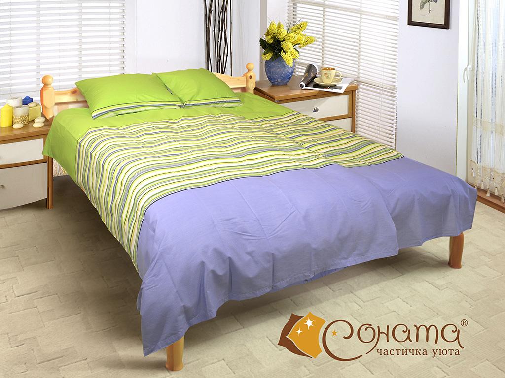 Двуспальный постельный набор Софти