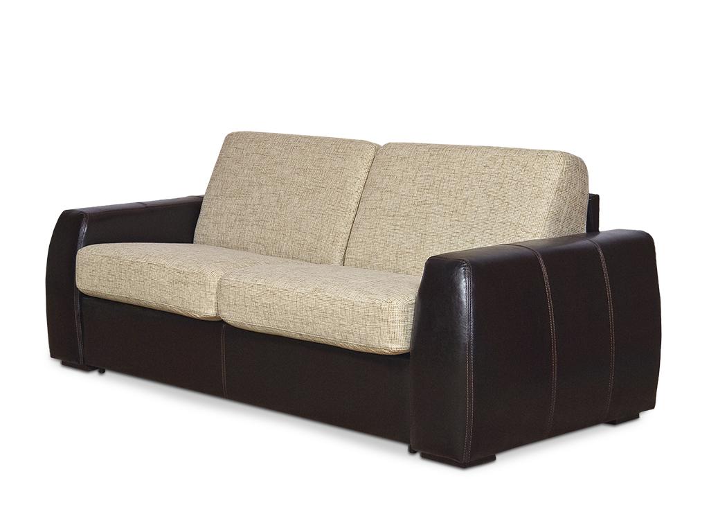 Офисный кожаный диван Домингос