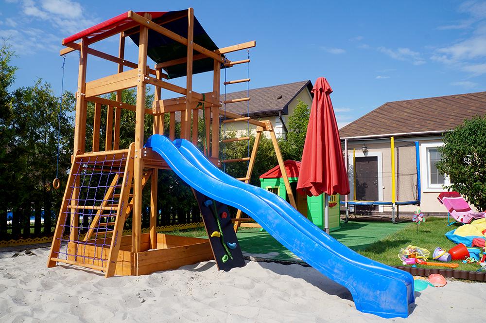 Игровой комплекс для детей Babyland