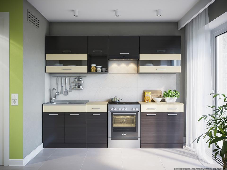 Кухонный гарнитур Алина-9
