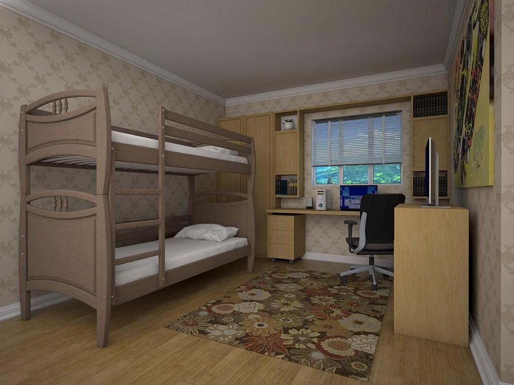 Кровать-трансформер от фабрики ТИС