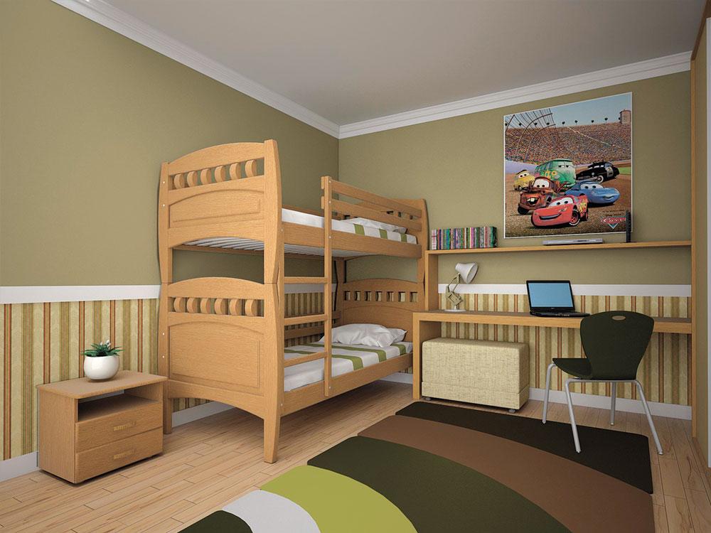 Детская кровать Трансформер-8