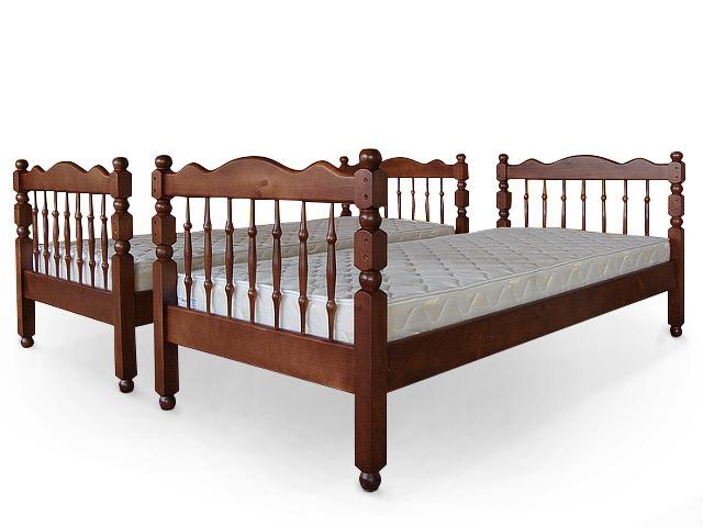 Две односпальные кровати Трансформер-2