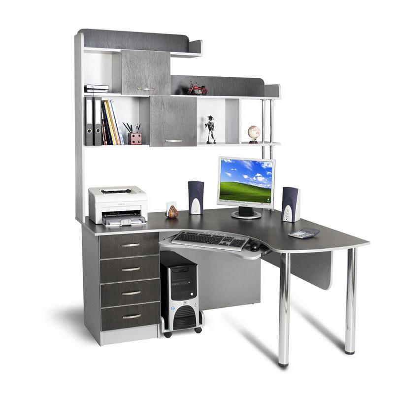 Компьютерный стол СК-13 ТМ Тиса-мебель
