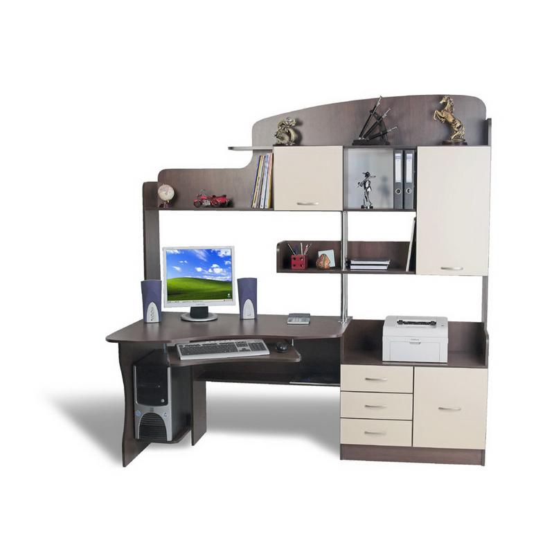 Стол компьютерный СК-14 ТМ Тиса-мебель