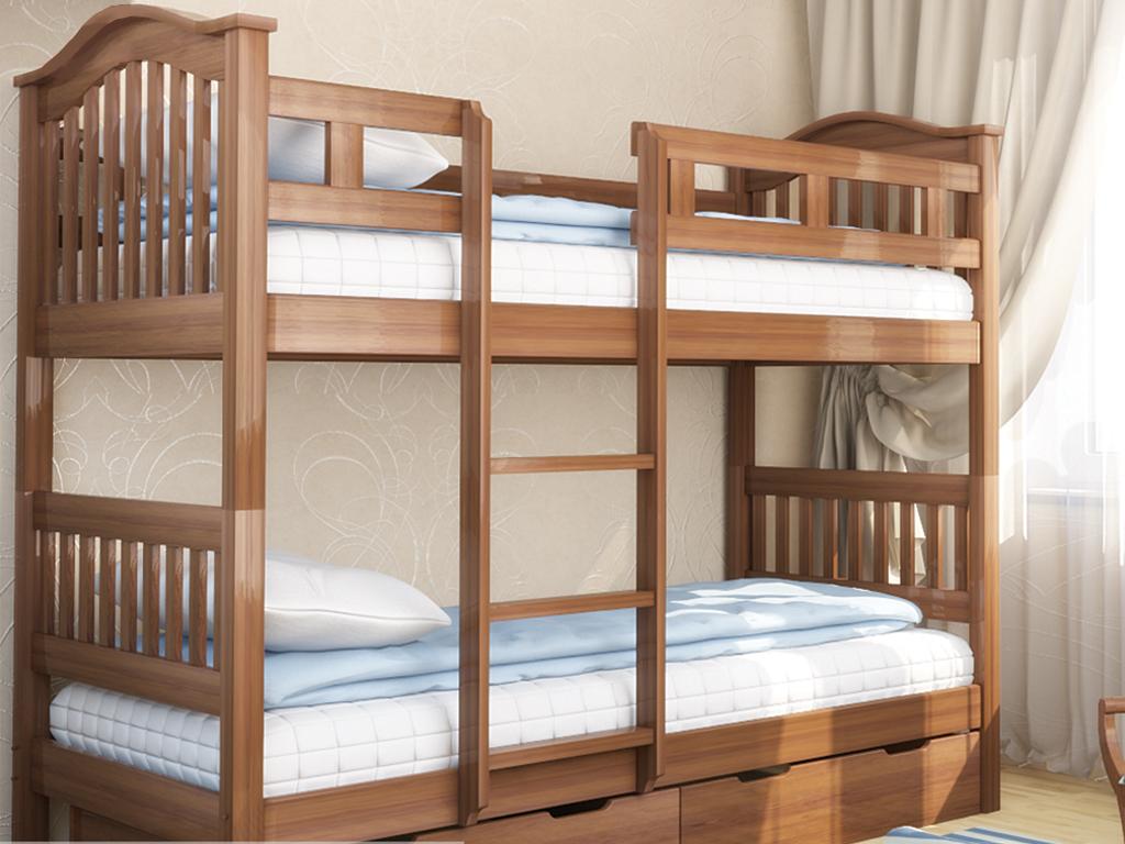 Детская кровать-трансформер Максим